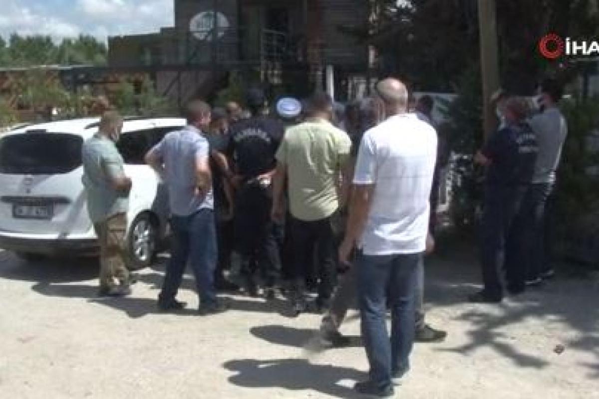 Cami yıkımına gelen İBB'yi mahkeme kararı durdurdu