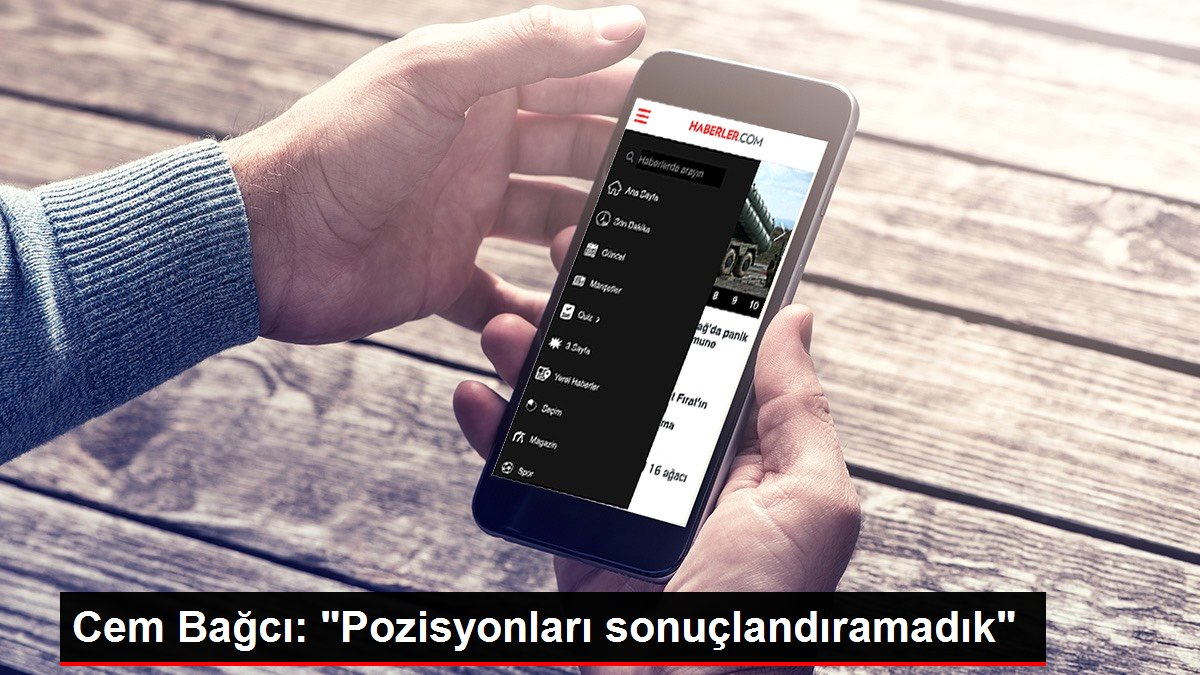 Cem Bağcı: