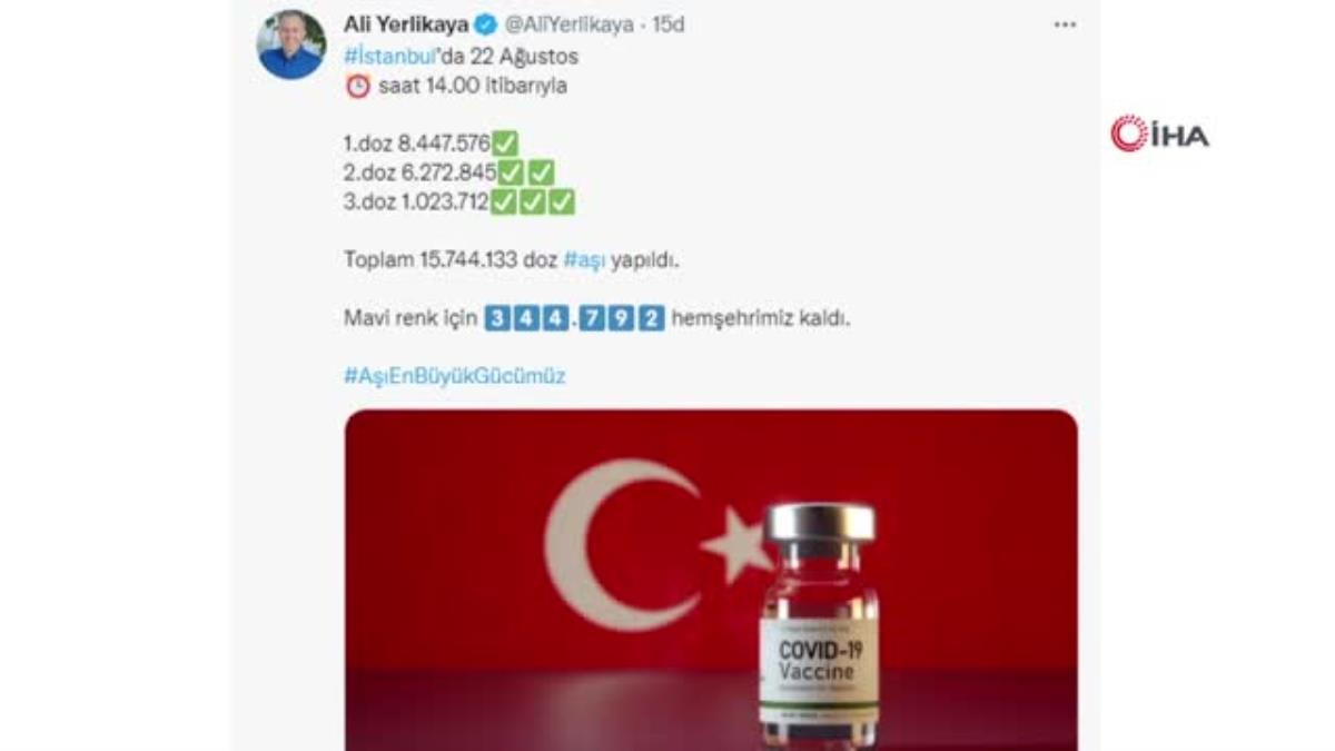 İstanbul Valisi Ali Yerlikaya: