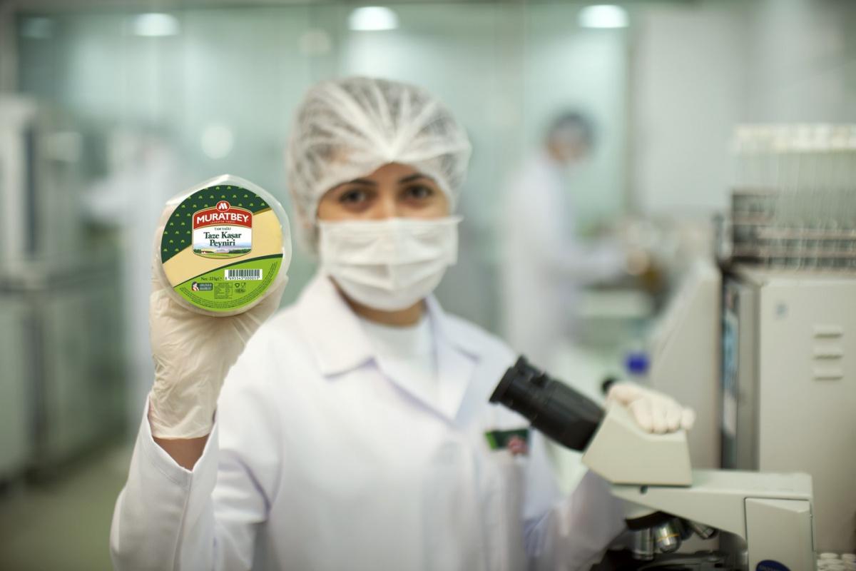 Peynir ihracatının yıldızı Muratbey, DENİB ilk 100 listesine girdi