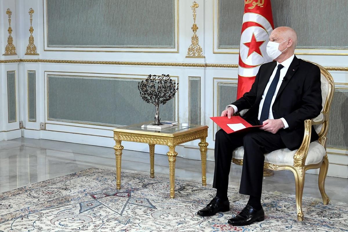 Tunus Cumhurbaşkanı Said: 'Yeni hükümet önümüzdeki günlerde açıklanacak'