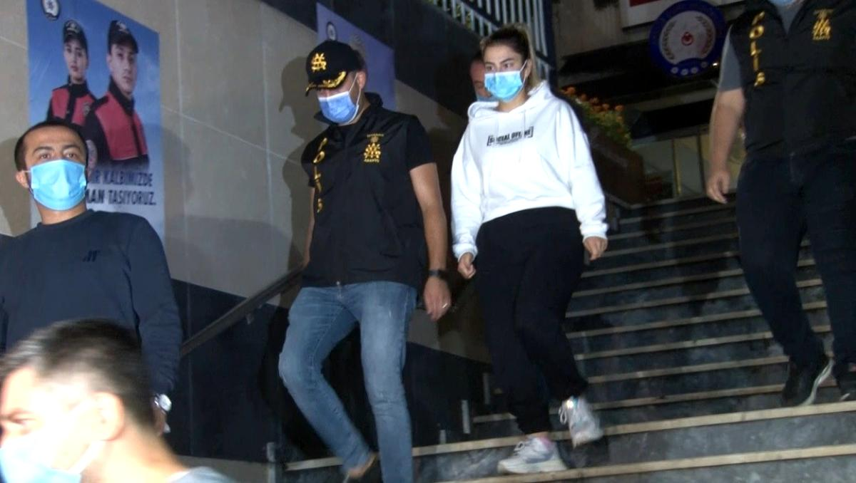 Şişli de boşanma aşamasındaki kocasının kaçırdığı kadını polis kurtardı