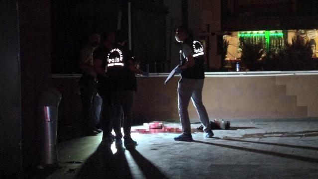 Ümraniye'de silahlar konuştu: 2 yaralı